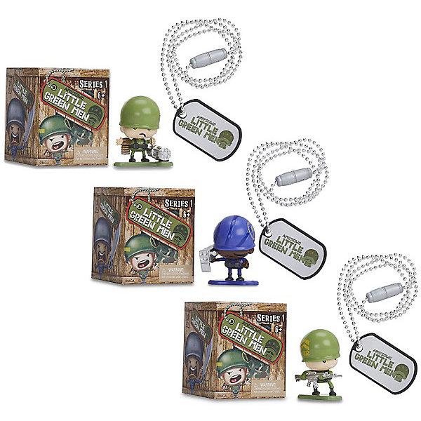 Купить Игровая фигурка Awesome Little Green Men, в закрытой упаковке, Китай, Мужской