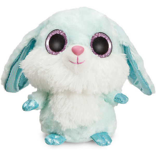 AURORA Мягкая игрушка Юху и друзья Зайчик, 12 см