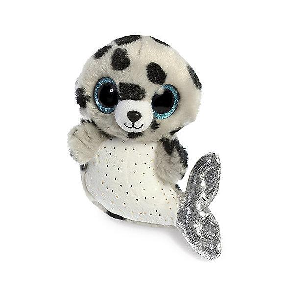 AURORA Мягкая игрушка AURORA Юху и друзья Детёныш нерпы, 12 см леска зимняя sufix ice braid