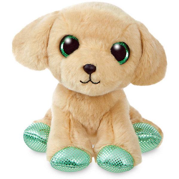 AURORA Мягкая игрушка Лабрадор, 18 см