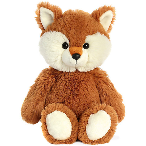 AURORA Мягкая игрушка AURORA Cuddly Friends Лиса, 30 см aurora 180270b cuddly friends лама 30 см