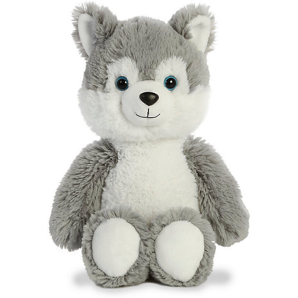 AURORA Мягкая игрушка AURORA Cuddly Friends Хаски, 30 см цена