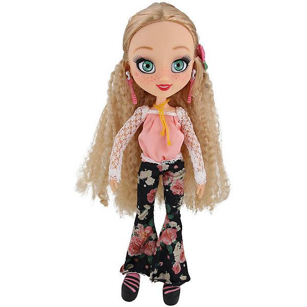 Купить Кукла Freckle & Friends Подружка-веснушка Квин, 27 см, Freckle&Friends, Китай, бежевый, Женский