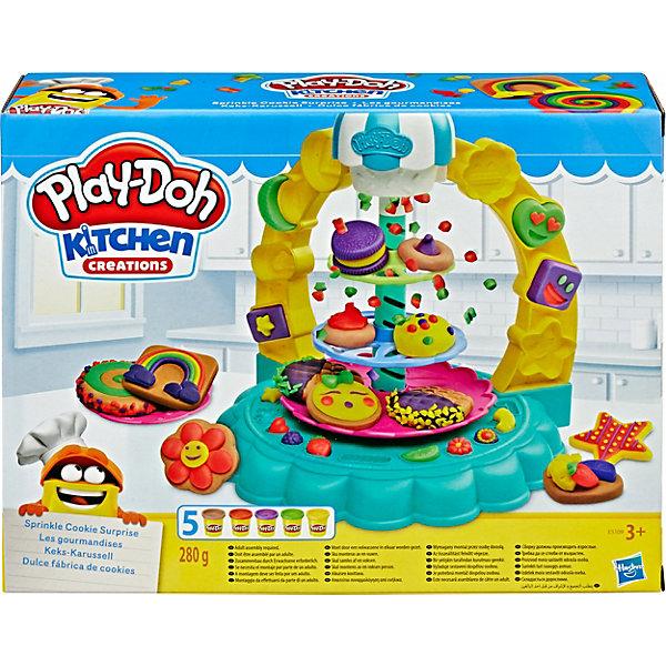 Hasbro Игровой набор Плей-До Карусель сладостей