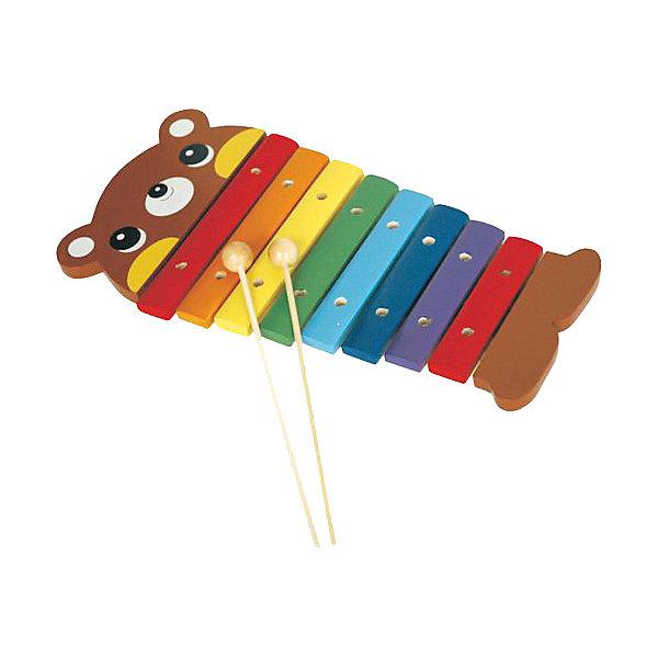 Bondibon Ксилофон Bondibon Baby You Юный музыкант музыкальные инструменты smoby музыкальный инструмент ксилофон