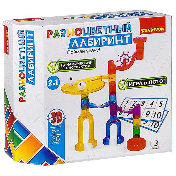 цена Bondibon Динамический конструктор Bondibon