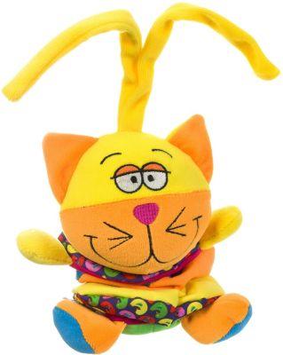 Фото - Bondibon Игрушка-подвеска Bondibon Baby You Кот красочный кот
