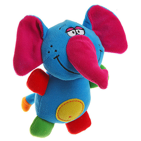 Bondibon Мягкая игрушка-погремушка Baby You Слон
