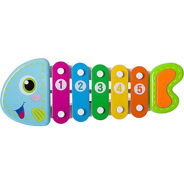 Bondibon Ксилофон Baby You Рыбка