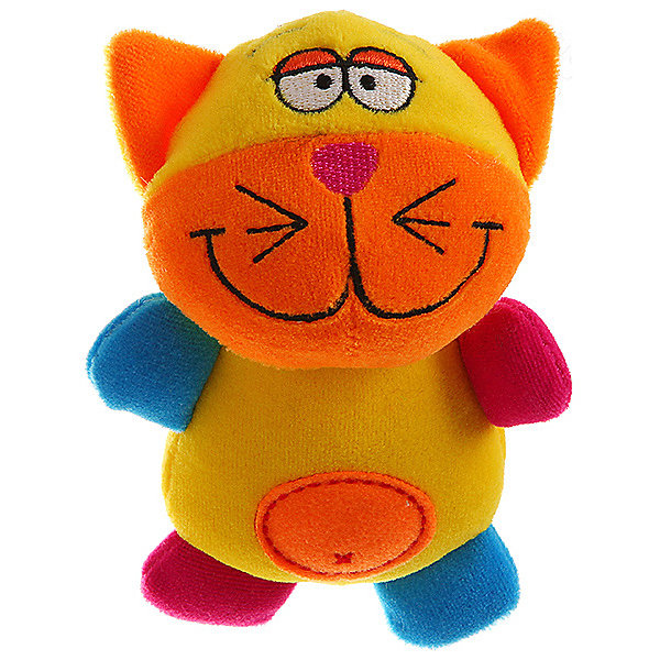 Bondibon Мягкая игрушка-погремушка Baby You Кот