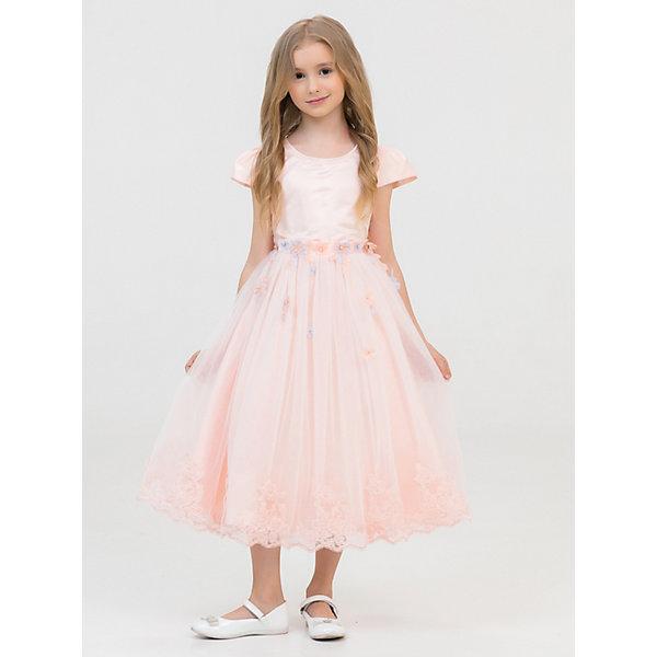 Baby Steen Платье Baby Steen baby девушка лук пузырь юбка партия цветок принцесса кольцо платье вечернее