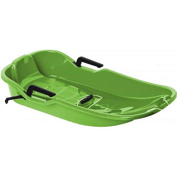 Купить Санки Hamax Sno Glider, зеленые, Польша, зеленый, Унисекс