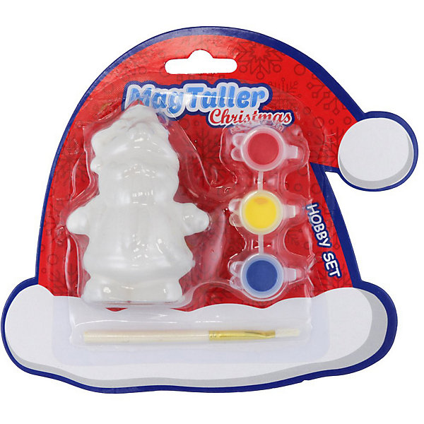 MagTaller Набор для творчества Magtaller Дед Мороз