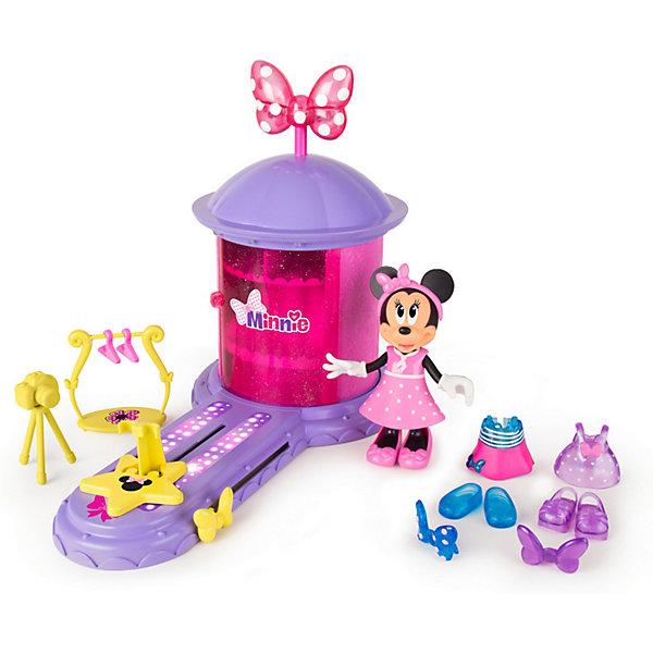 IMC Toys Игровой набор IMC toys Disney Mickey Mouse Минни: Волшебный подиум брошь подиум