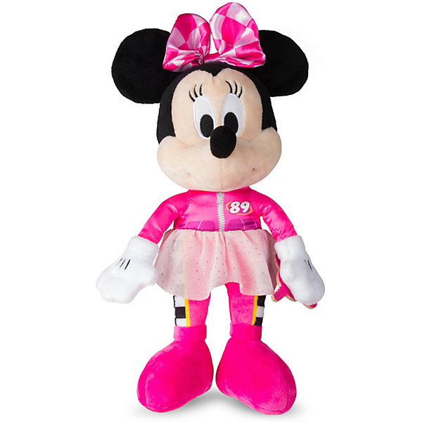 IMC Toys Интерактивная мягкая игрушка IMC toys Disney Mickey Mouse Микки и весёлые гонки: Минни Маус mnotht bruce lee 1 6 scale male head sculpt asia kongfu star head carving model for 12inch soldier action figure toy collection
