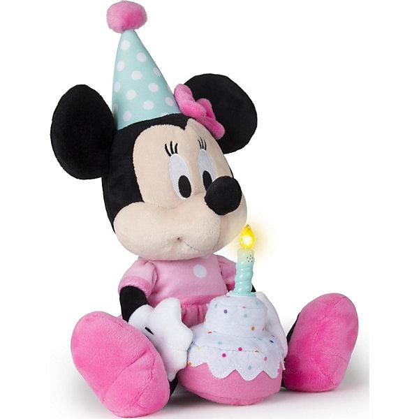 Фото - IMC Toys Интерактивная мягкая игрушка IMC toys Disney Mickey Mouse Минни: День рождения Минни imc toys интерактивная мягкая игрушка imc toys disney mickey mouse микки и весёлые гонки минни маус