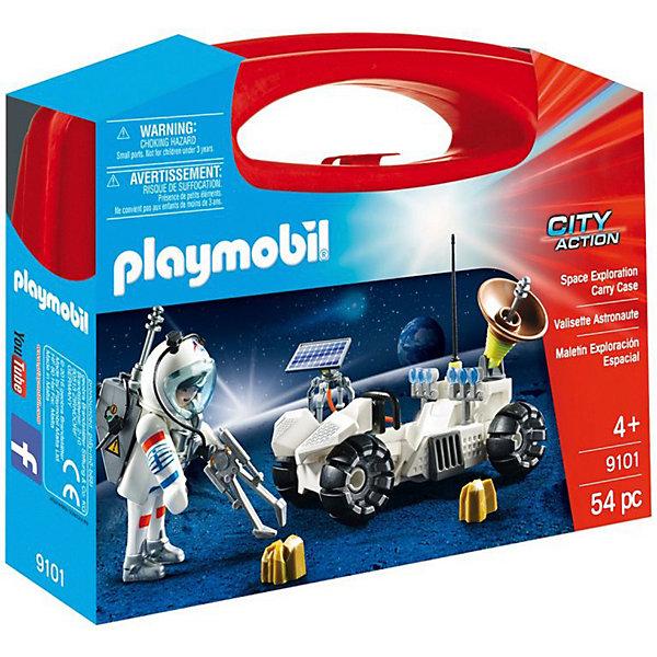 PLAYMOBIL® Конструктор Playmobil Исследователи космоса, 54 детали