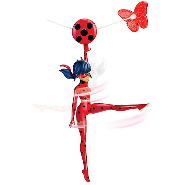 BANDAI Игровая фигурка Bandai Леди Баг и Супер Кот с бабочками
