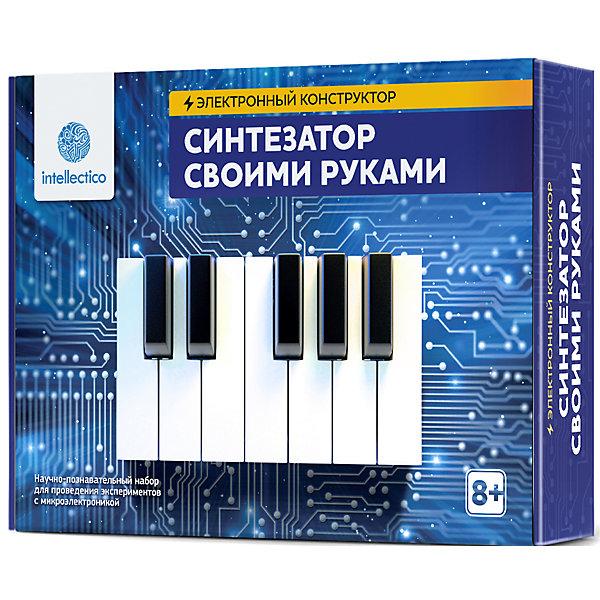 Купить Набор для опытов Intellectico Синтезатор своими руками , Россия, Унисекс