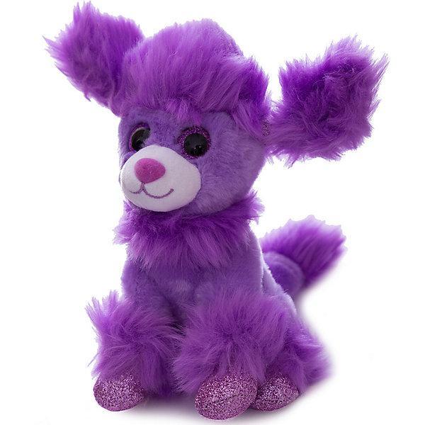 TEDDY Мягкая игрушка Teddy Пудель, 14 см игрушка