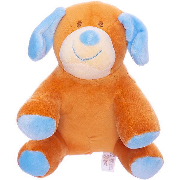 TEDDY Мягкая игрушка Teddy Собака, 14 см игрушка