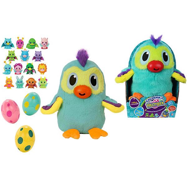 1Toy Игровой набор 1toy Дразнюка-Несушка Арапопка, 3 яйца