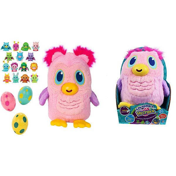 1Toy Игровой набор 1toy Дразнюка-Несушка Несовушка, 3 яйца