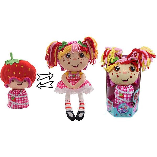1Toy Мягкая кукла 2 в 1 1toy Девчушка-вывернушка Ксюшка мягкая игрушка девчушка вывернушка ксюшка 2в1 23 38 см