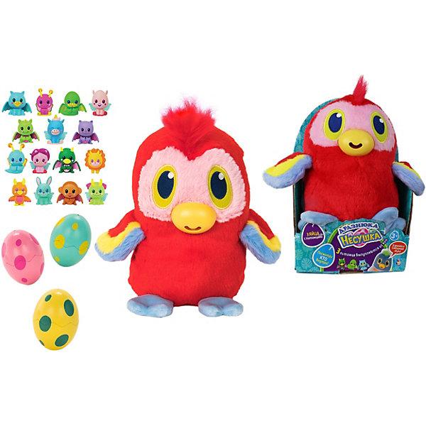 1Toy Игровой набор 1toy Дразнюка-Несушка Дразнюгай, 3 яйца