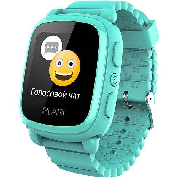 Elari Часы-телефон Kidphone 2, зеленые