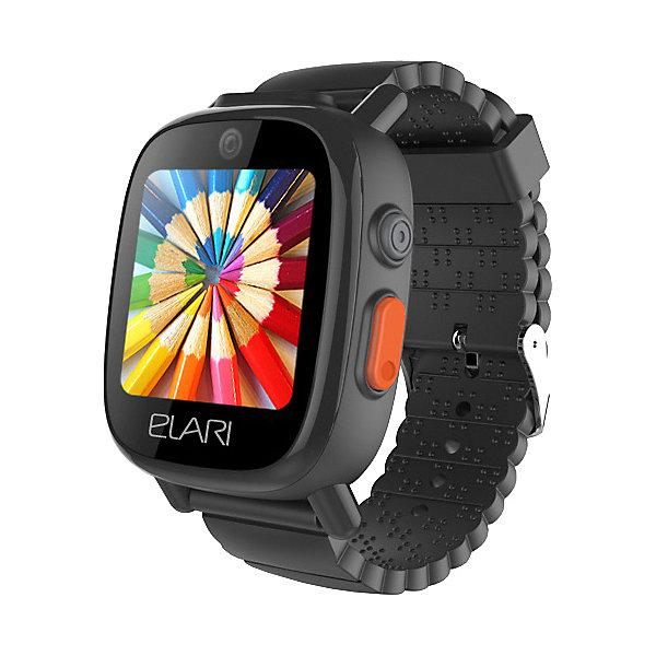 Elari Часы-телефон Elari Fixitime 3, черные elari fixitime watch black