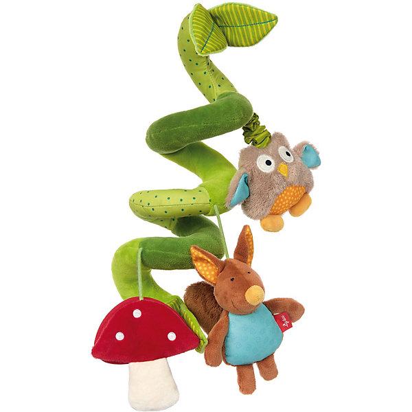 Sigikid Развивающая игрушка Sigikid В Лесу, коллекция Активный Малыш, 45 см
