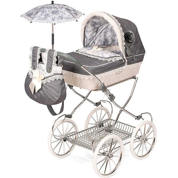 Купить Коляска DeCuevas Реборн с сумкой и зонтиком, 81 см, Испания, Женский