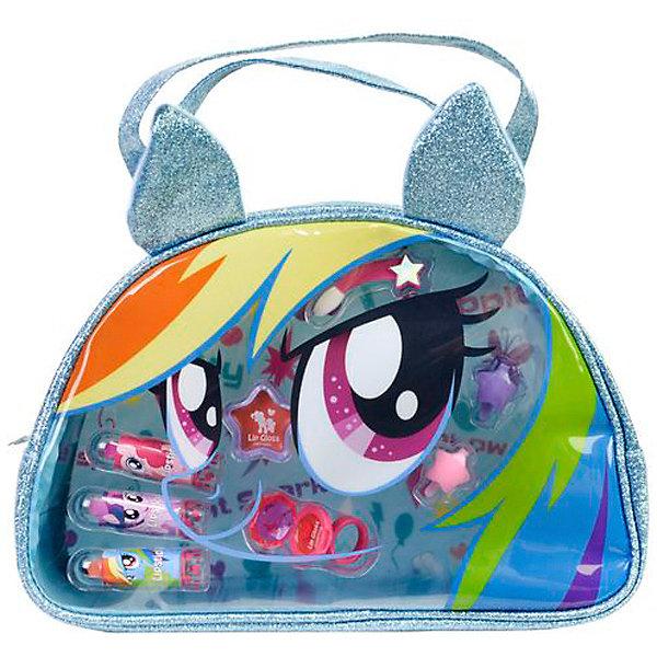 Купить Детская декоративная косметика Markwins My Little Pony в сумочке, Тайвань, Женский