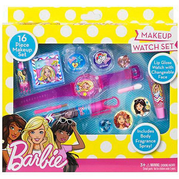 Markwins Детская декоративная косметика Markwins Barbie для лица markwins игровой набор markwins barbie декоративная косметика помада 2 штуки