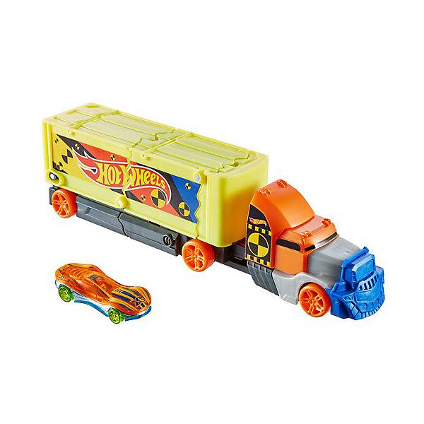 цена на Mattel Игровой набор Hot Wheels Крушащий грузовик