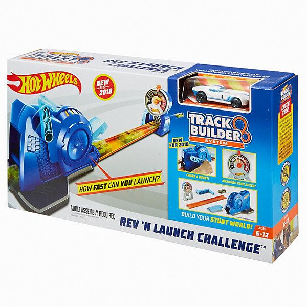 Mattel Конструктор трасс Hot Wheels Track Builder Запуск с оборотом