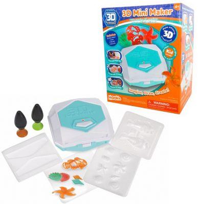 Набор 3D Magic для создания объемных моделей 3D Mini Maker, артикул:10498325 - 3D ручки