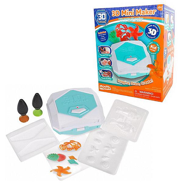 Набор 3D Magic для создания объемных моделей 3D Mini Maker
