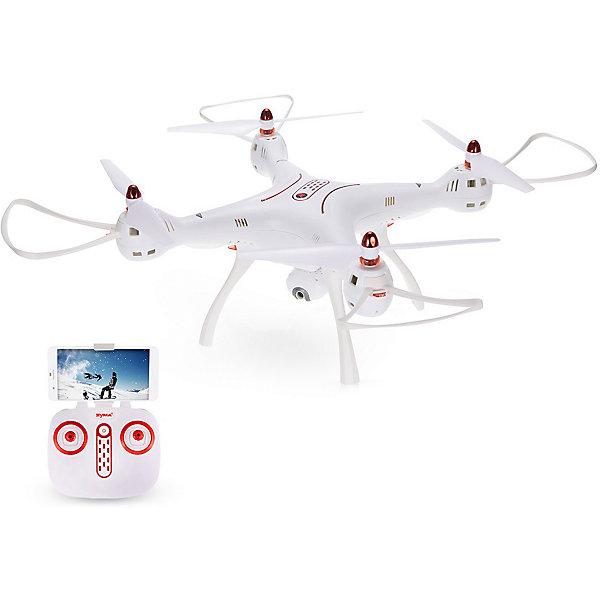 Zhorya Квадрокоптер с WiFi камерой Syma X8SW-D,