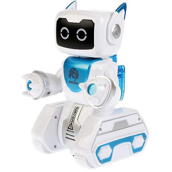 Купить Интерактивный робот Пультовод Вольт на дистанционном управлении, Zhorya, Китай, белый, Унисекс