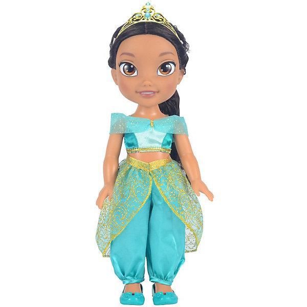 цена на Jakks Pacific Интерактивная кукла Принцесса Disney, Жасмин, 37см