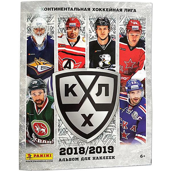 Panini Альбом Hockee RU season 11/КХЛ сезон 2018-19