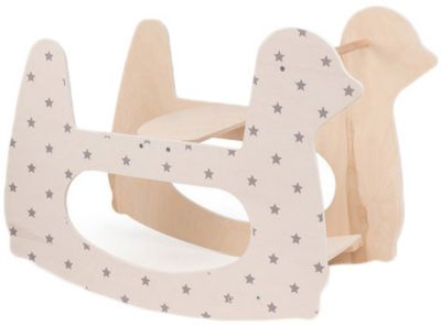 Качалка детская Happy Baby  Milly Swing  звёзды, артикул:10518152 - Детская площадка