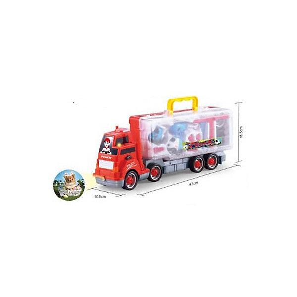 Junfa Toys Игровой набор Junfa Toys Грузовая машина запчасти