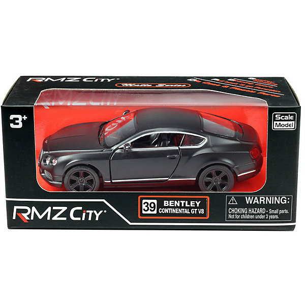 RMZ City Металлическая машинка RMZ City Bentley Continental GT V8, 1:32