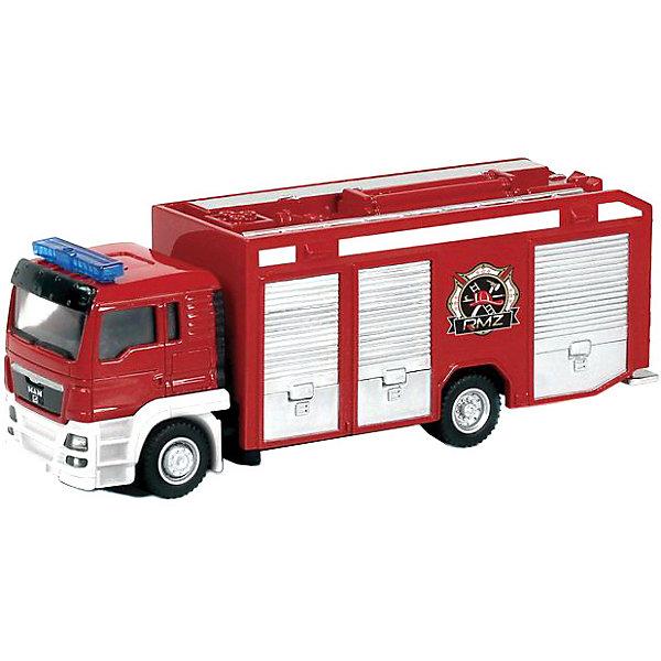 RMZ City Металлическая машинка MAN Пожарная служба
