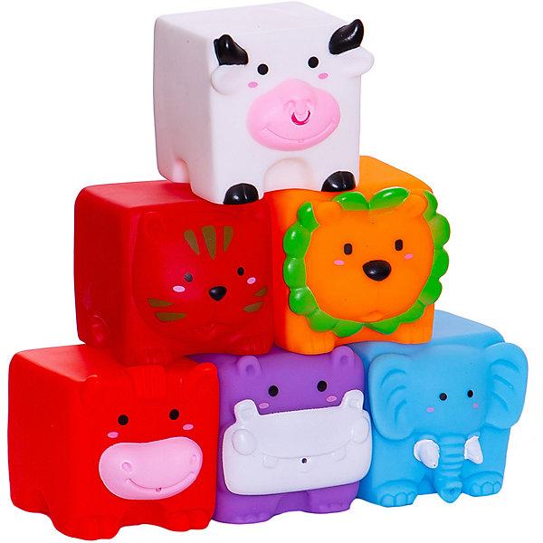 цена Junfa Toys Игровой набор для ванны Junfa Toys Кубики онлайн в 2017 году