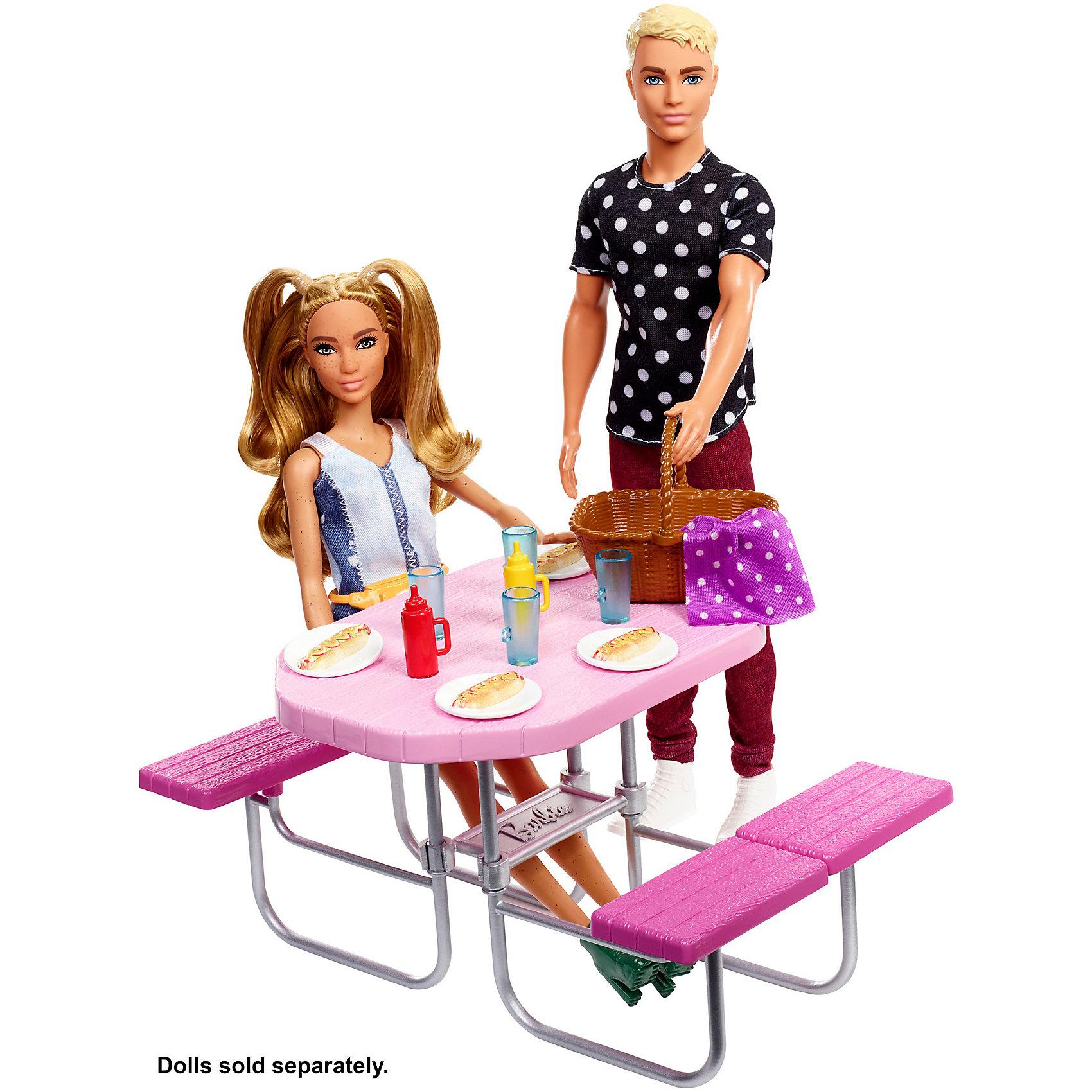 кукла барби и мебель для куклы барби