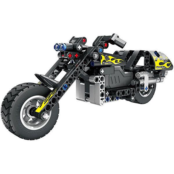 Mioshi Мотоцикл-конструктор Mioshi Tech Комби Чоппер игрушка mioshi tech waterjet yellow mte1201 034